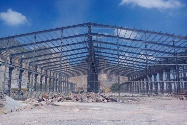 Nhà máy bê tông dự ứng lực Thanh Hóa